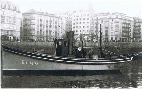 Barco De Vapor Antiguo by Antiguo Pesquero A Vapor Pesqueros Del Cantabrico