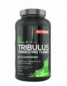Tribulus Terrestris Turbo Di Nutrend  120 Capsule