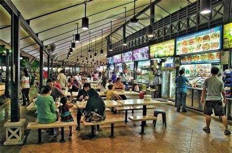 cuisine centre newton singapore