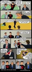 Hero School with Jon Stewart and Stephan Colbert by ...
