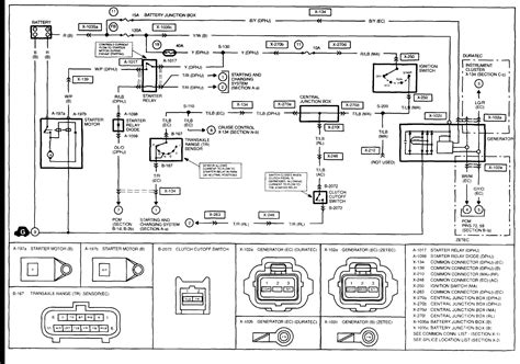 charging system wiring diagrams