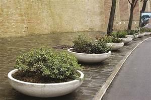 Jardinière En Hauteur : jardini re vasque en b ton michel ange 132 ~ Nature-et-papiers.com Idées de Décoration