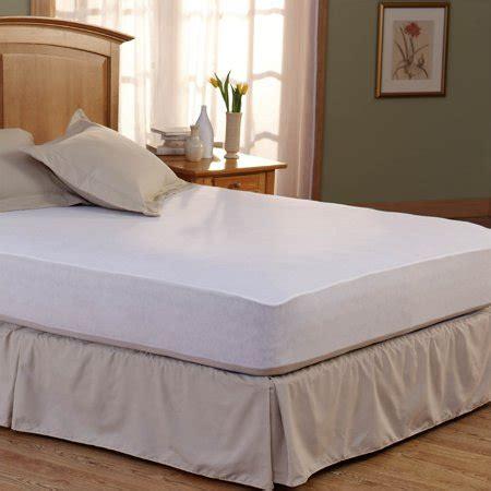 mattress pad xl bed armor waterproof mattress pad xl walmart
