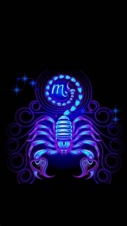 Scorpio Zodiac Scorpion Sign Iphone Leo Wallpapers