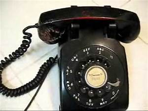 How To Connect A Vintage 1950 U0026 39 S 3 Wire Desktop Phone To A