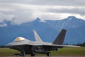 F-22 Raptor at Elmendorf Air Force Base | Flickr - Photo ...