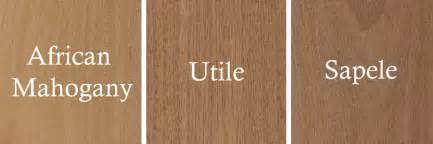 Santos Mahogany Hardwood Flooring Pictures by Comparing African Mahogany Vs Sapele Vs Utile Lumber