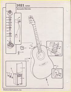 Ovation Parts Catalog