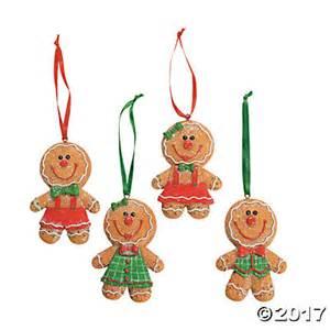 christmas tree decorations gingerbread man christmas decorating