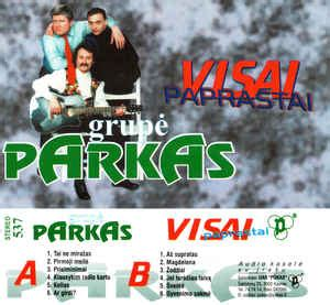Parkas - Visai Paprastai (1999, Cassette)   Discogs