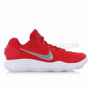Nike Hyperdunk 2017 Low Tb Femme university red/metallic ...