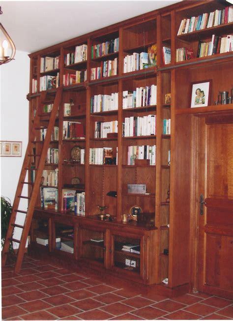articles de bureau bibliotheque chêne massif julien ravanne julien ravanne