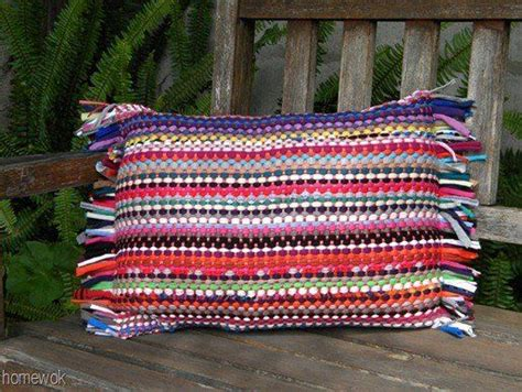 Cheap Rag Rugs by Great Outdoor Pillows Buy A Cheap Rag Rug At The Dollar
