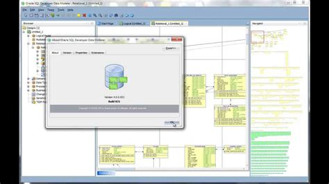 Oracle Sql Developer Data Modeler How To Create A Subview