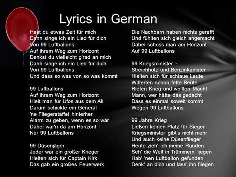 deutsche schellackschlager du hast gl 99 luftballoons composer uwe fahrenkrog petersen lyrics deut