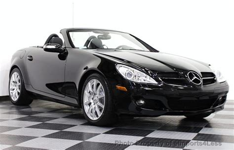 This one is for you. 2007 Used Mercedes-Benz SLK CERTIFIED SLK350 CONVERTIBLE at eimports4Less Serving Doylestown ...