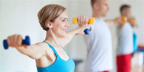 exercise reverses skin s aging process study finds huffpost