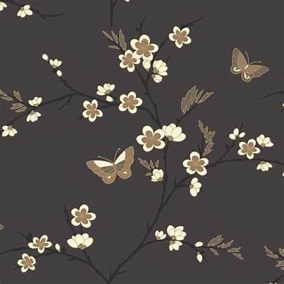 Spring Grey Cream Blossom K2 Bedroom Beige