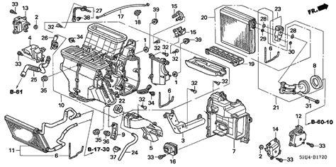 Honda Pilot Engine Diagram Transmission by 80221 Shj A02 Genuine Honda Valve Sub Assy Expansion
