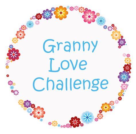 Granny Love Challenge #6  Crochetonsnous Dans Les Bois