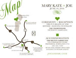 wedding map papercake designs - Wedding Invitation Map