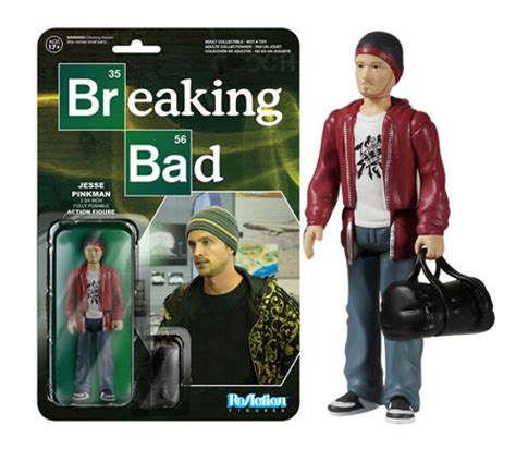 funko breaking bad reaction figures info checklist