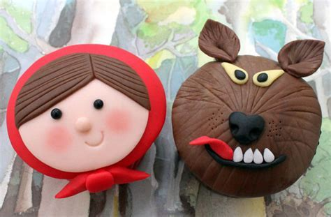 Little Red Riding Hood cupcakes recipe   goodtoknow