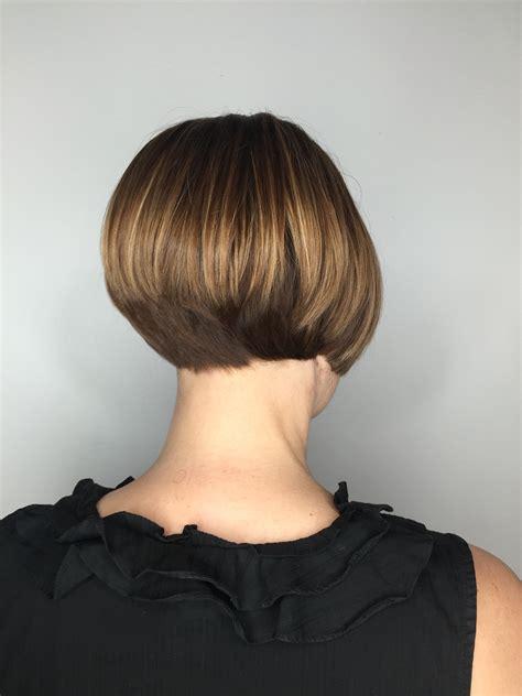 cut  triangular graduation haircut  emil