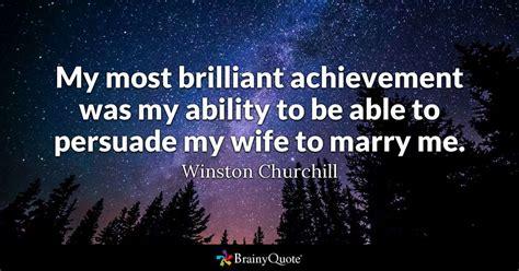 winston churchill   brilliant achievement