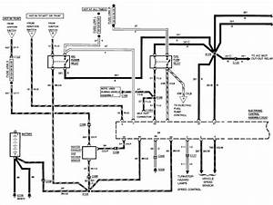 Fuel Pump Wiring Diagram For 1988 Ford Ranger