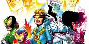 Children Of The Atom Covers Offer Better Look At Marvel U0026 39 S