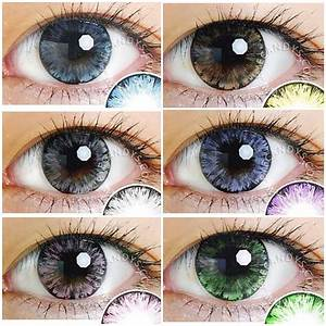 EOS ICE Color Contact Lenses Circle Lens FREE by ...
