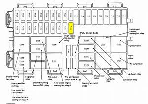 Fuse Box For 2009 Ford Focus  Ford  Auto Fuse Box Diagram