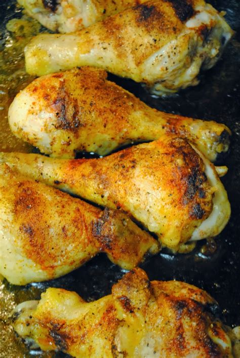 baking chicken legs baked chicken drumsticks recipe dishmaps