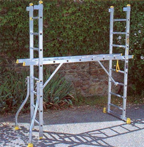 echelle transformable pour escalier le kit 233 chafaudage pour 233 chelle transformable
