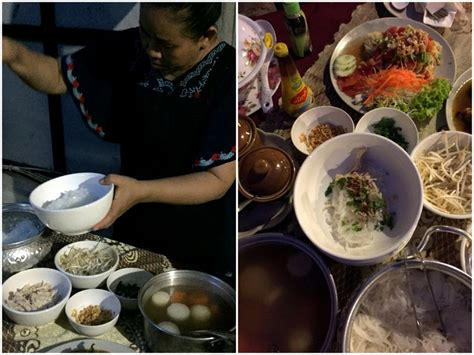 cuisine thailande la noodle soup de peegan koh chang thailande blogs de