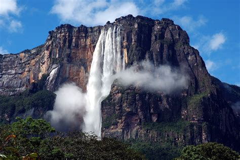 Angel Falls Facts And Information Angel Falls Venezuela