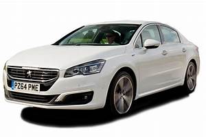 Peugeot 508 saloon review Carbuyer