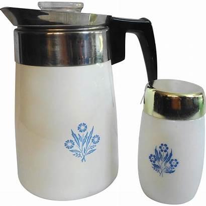 Percolator Coffee Corning Ware Stove Collectibles Sweet