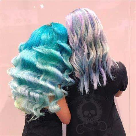 images of medium length haircuts 2042 best rainbow hair images on coloured hair 2042
