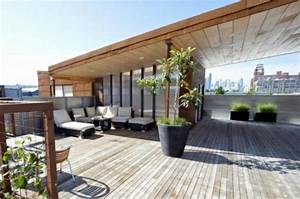 Covered terrace – 50 ideas for patio roof of modern houses
