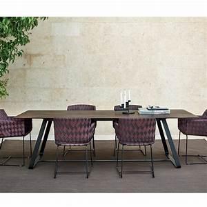 Table A Manger Exterieur : varaschin kolonaki table manger d 39 ext rieur en plusieurs dimensions ~ Teatrodelosmanantiales.com Idées de Décoration