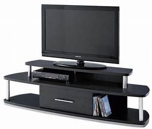 Table Pour Tv : table pour television ecran plat meuble tele avec led ~ Teatrodelosmanantiales.com Idées de Décoration