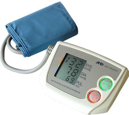 a&d blood pressure monitors reviews
