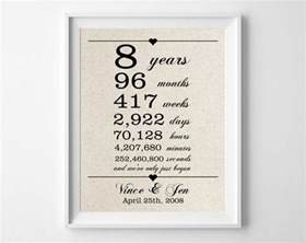 8th wedding anniversary traditional gift 25 best ideas about 8th anniversary on gifts for anniversary gifts for