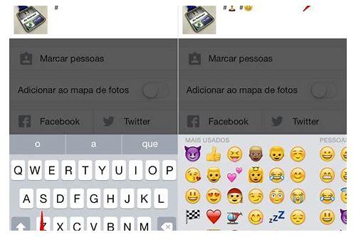 como você baixar emojis para instagram