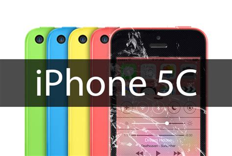 iphone 5c repair the device shop