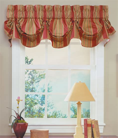 Waverly Curtains And Valances by Discount Valances Waverly Window Toppers Swag