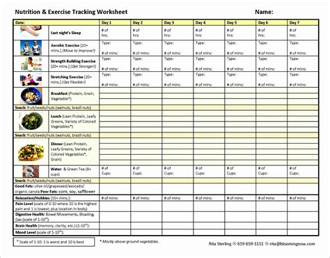 personal balance sheet template excel exceltemplates