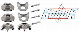 Kodiak Vented Trailer Disc Brakes At Trailer Parts Superstore